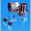 ADAPTADOR EC P/ CONEXOES 8X3MM E 8X4MM - Ref. 721359 / M.N.