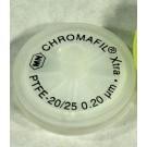 FILTRO P/ SERINGA CHROMAFIL EM PTFE PORO 0,2UM DIAM. 25MM, CX C/ 100UN - Ref. 729207 / M.N.